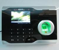 ZK U100 TCP/IP Fingerprint Time Attendance Fingerprint time clock With Free Software