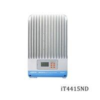 ITracer iT4415ND 45A 12 V 24 V 36 V 48 V со слежением за максимальной точкой мощности панель солнечных батарей с зарядным устройством фотоэлектрическая сол