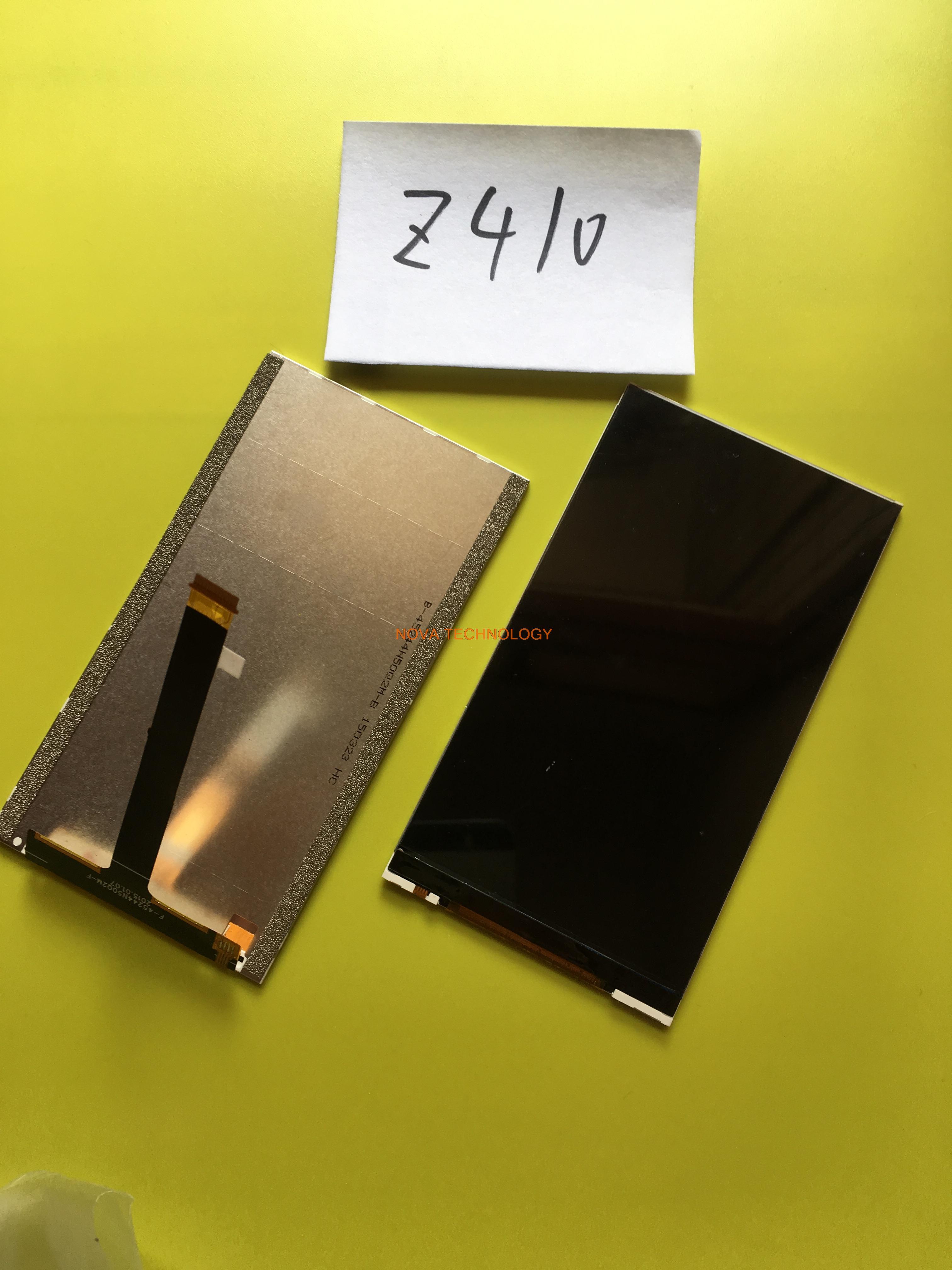 Teléfono lcd piezas de repuesto pantalla del panel para acer liquid z410; con nú