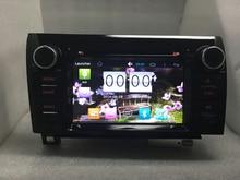 2 Din Quad Core Android 6.0 dvd-плеер Автомобиля Для Toyota Tundra 2007-2013 Toyota Sequoia 2008-2015 С Радио Стерео GPS 3 г/wi-fi