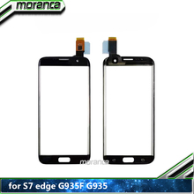 High Quality for Samsung Galaxy S7 Edge G935F G9350 Touch Screen Digitizer Front Glass Screen Panel Replacement Parts