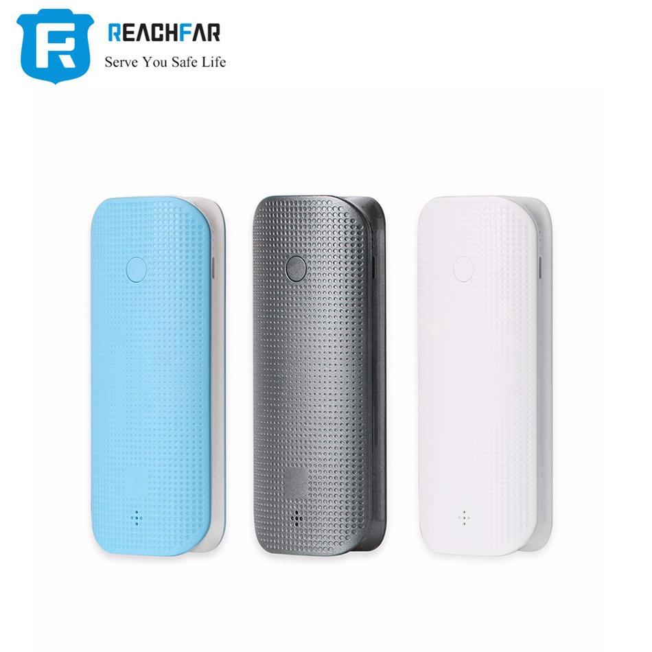 REACHFAR RF-V20 7 In 1 Multifunctional GPS Tracker GSM GPRS Tracking Device 4500mAh Power Bank Flash Ligtht Long Standby Time reachfar rf v40 wi fi gps pet tracker blue