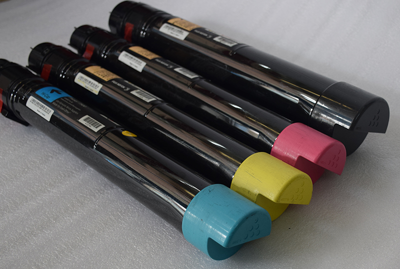 new copier color cartridge Compatible toner cartridge for Lexmark C950 X950 X952 X954 laser toner BK