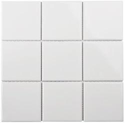 2017Hot!FREE SHIPPING,White Ceramic mosaic tiles Kitchen bathshower Pool Fireplace background  Wall/Floor Home Art decor,LSTC402 art ceramic