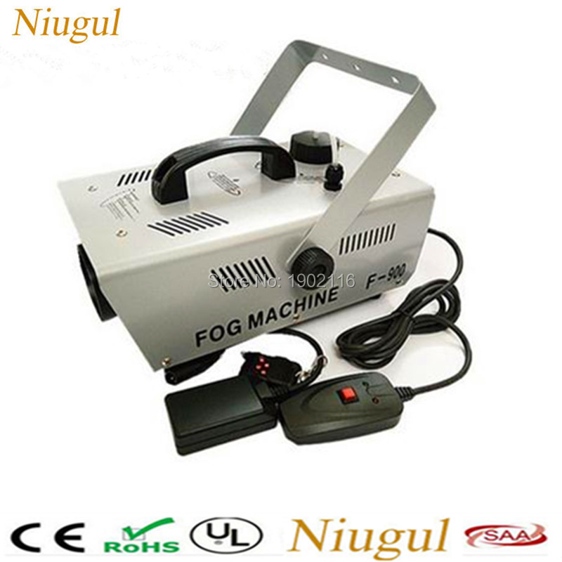 Niugul 900W Fog Machine /Best Quality 900W Smoke Machine /Fogger For Wedding Christmas Home Party DJ Equpment With Fast Shipping niugul best quality 900w fog machine 900w smoke machine stage special disco effects dj equipment fogger for ktv xmas home party