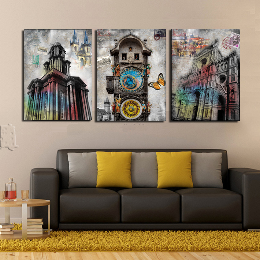 Notre Dame Wall Art online get cheap wall art paris -aliexpress   alibaba group