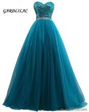 2019 Querida BlingBling Top Quinceanera Vestidos Contas de Cristal de Tule vestido de Baile Longo vestido de Baile Vestidos de 15 Años