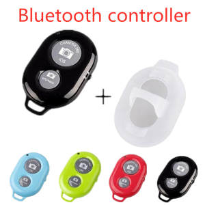 Shutter-Release-Button Camera-Controller-Adapter Photo-Control Selfie-Accessory Bluetooth