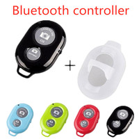 Кнопка спуска затвора для аксессуар для селфи контроллер камеры Адаптер фотопереключатель дистанционная Кнопка Bluetooth для селфи
