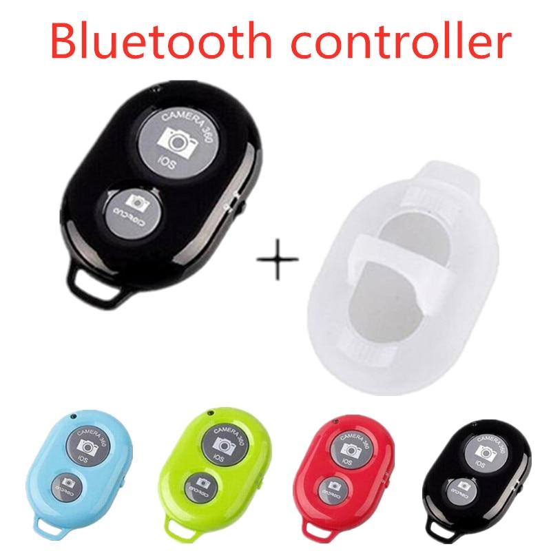 Переключатель спусковой кнопки фотографического затвора для аксессуар для селфи камера контроллер адаптер фото управления дистанционная ...