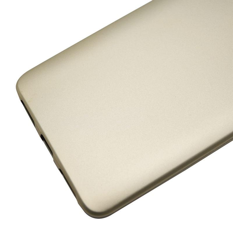 Huawei Mate 9 Kasus Simple Metallic Finish Lembut Silicone Ponsel - Aksesori dan suku cadang ponsel - Foto 3
