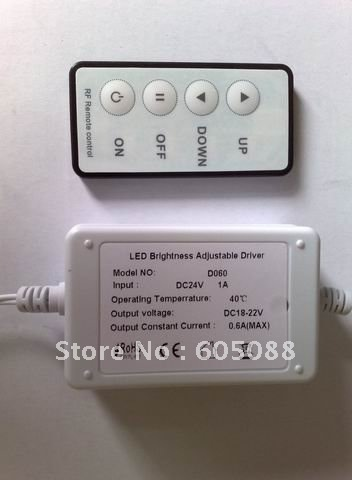 LED dimmable constant current driver  for 300x300mm led panel lights