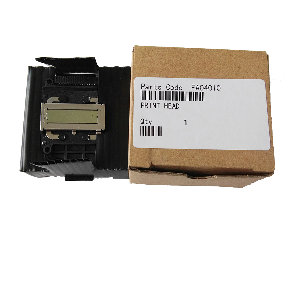 Oryginał Nowa głowica drukująca FA04000 Głowica drukująca do Epson L110 L111 L300 L301 L355 XP300 XP302 XP400 XP410 XP 413 415 211 PX 405A 435