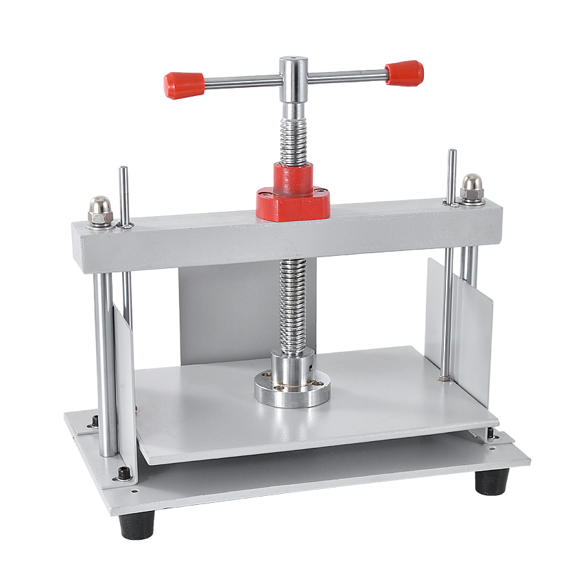 1 PC A4 Size Manual Flat Paper Press Machine For Photo Books, Invoices, Checks, Booklets, Nipping Machine