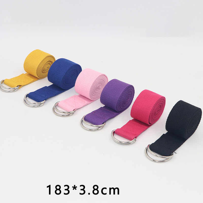 180cm Yoga Strap for Stretching