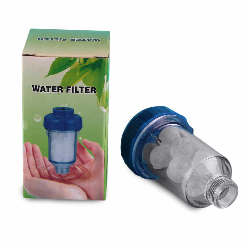 Mrosaa 浄化部分でプレフィルター水フィルター逆洗浄水器シリコンリン結晶蛇口パーツアクセサリー