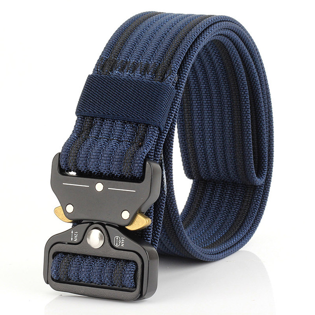 New Cobra Buckle Tactical Belt