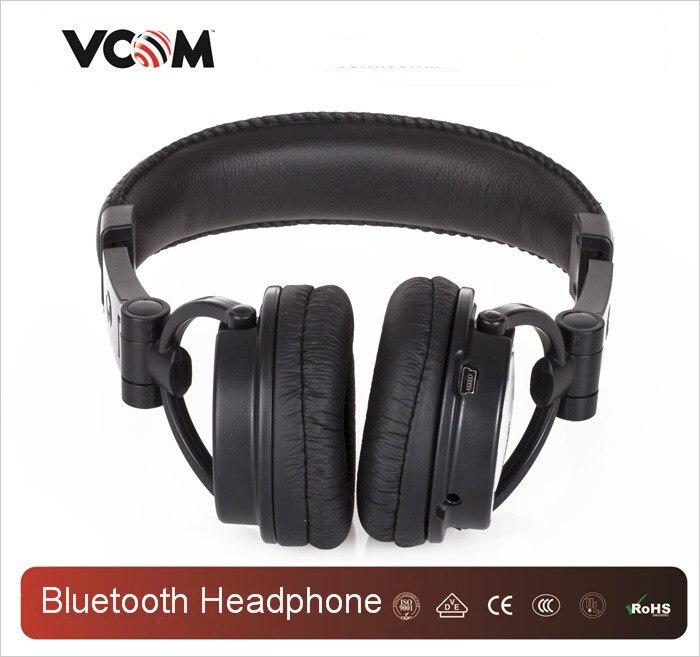 VCOM DE711 High Quality Bluetooth 4.0 Headband Headphone for PC Computer  Cool Headset for Mobile Phone Music   AliExpress