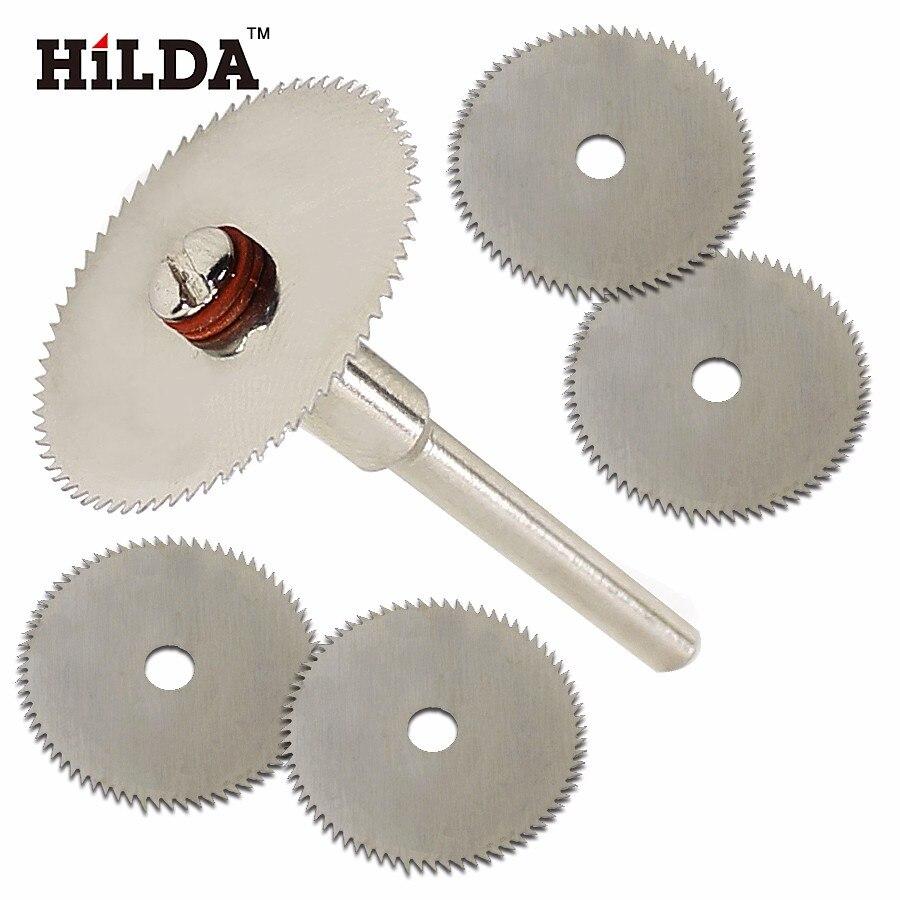HILDA 5pcs 22mm Wood Cutting Disc accessory for Dremel Rotary Tools dremel dremel tools