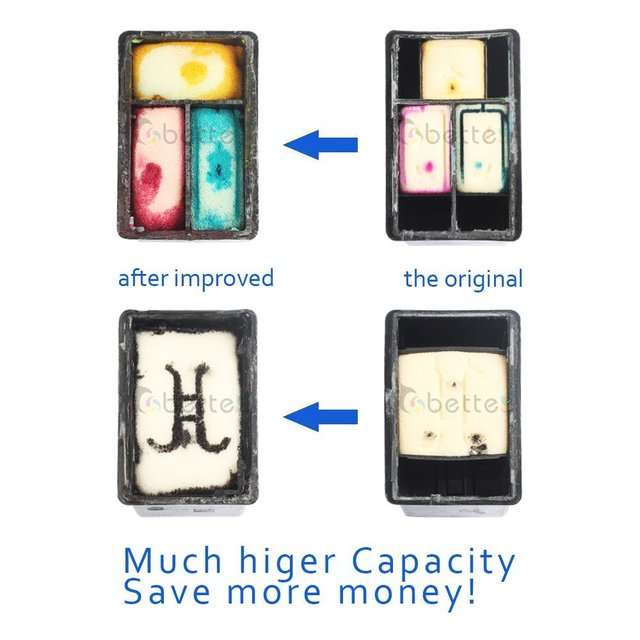 Ink Cartridges for HP 21 22 21XL 22XL Deskjet 3910 3915 3918 3920 3930 3938 3940 D1311 D1500 D1530 D2300 F2100 F2280 F4100 F4180