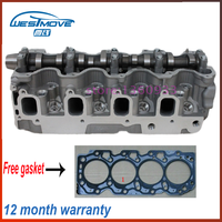 Complete Cylinder Head Assembly For Toyota Avensis Carina Picnic Corona Caldina Gaia Ipsum 2 0 D