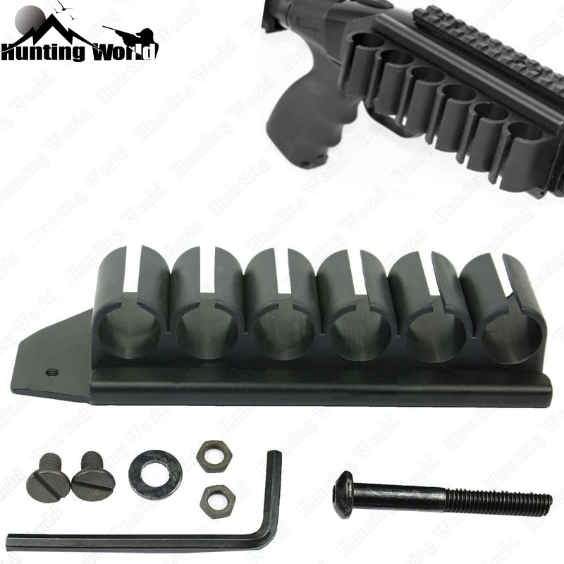 Outdoor Tactical Mini Clip Shell Adapter Accessories Fits 12ga