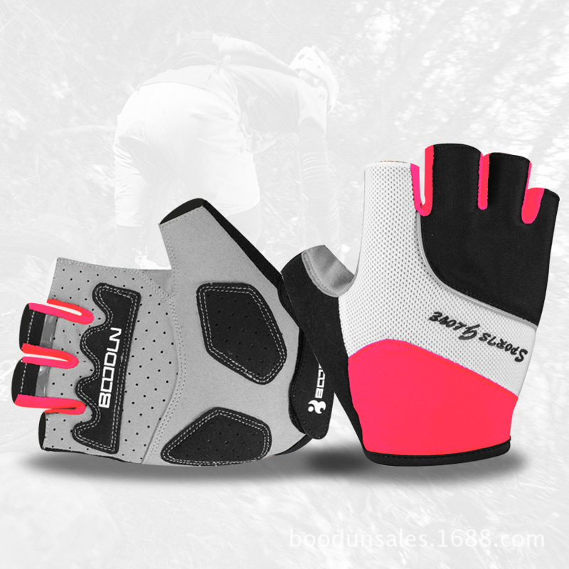 2018 Time-limited Direct Selling Women Men Half Finger Gloves Working Driver Sports Moto Safety Anti Cold Hiking Hunting