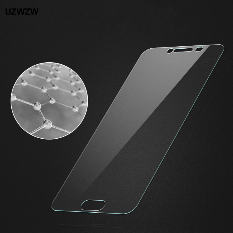 Image 3 - 2pcs /lot Tempered Glass For Samsung Galaxy J5 J2 J7 Prime J1 J3 J5 J7 2016 2017 J4 J6 J8 2018 Tempered Glass Screen Protector-in Phone Screen Protectors from Cellphones & Telecommunications