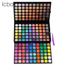 LCBOX Professional Makeup Eye Shadow Palette Cosmetics 180Color Eyeshadow Matte Naked Glitter Shimmer Luminous Kit maquiagem Set