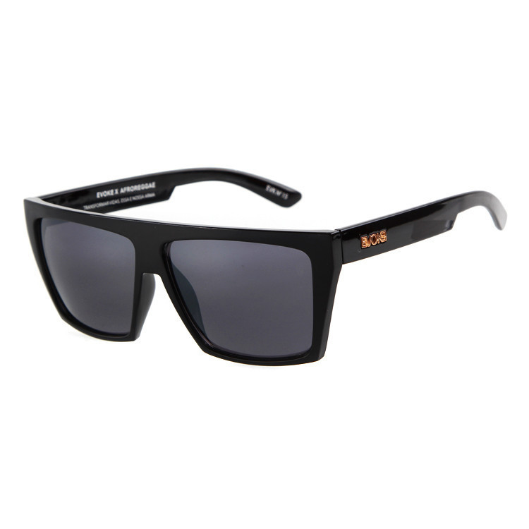 ecd23e14031f1 New Fashion Square Frame Sport Amplifier Sunglasses EVOKE Brand ...