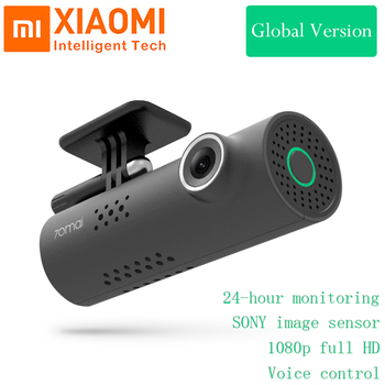 Original Xiaomi 70 Mai Smart WiFi DVR Camera Wireless Car Dash Cam 1080P Full HD Night Vision 130 Wide Angle Driving Recorder