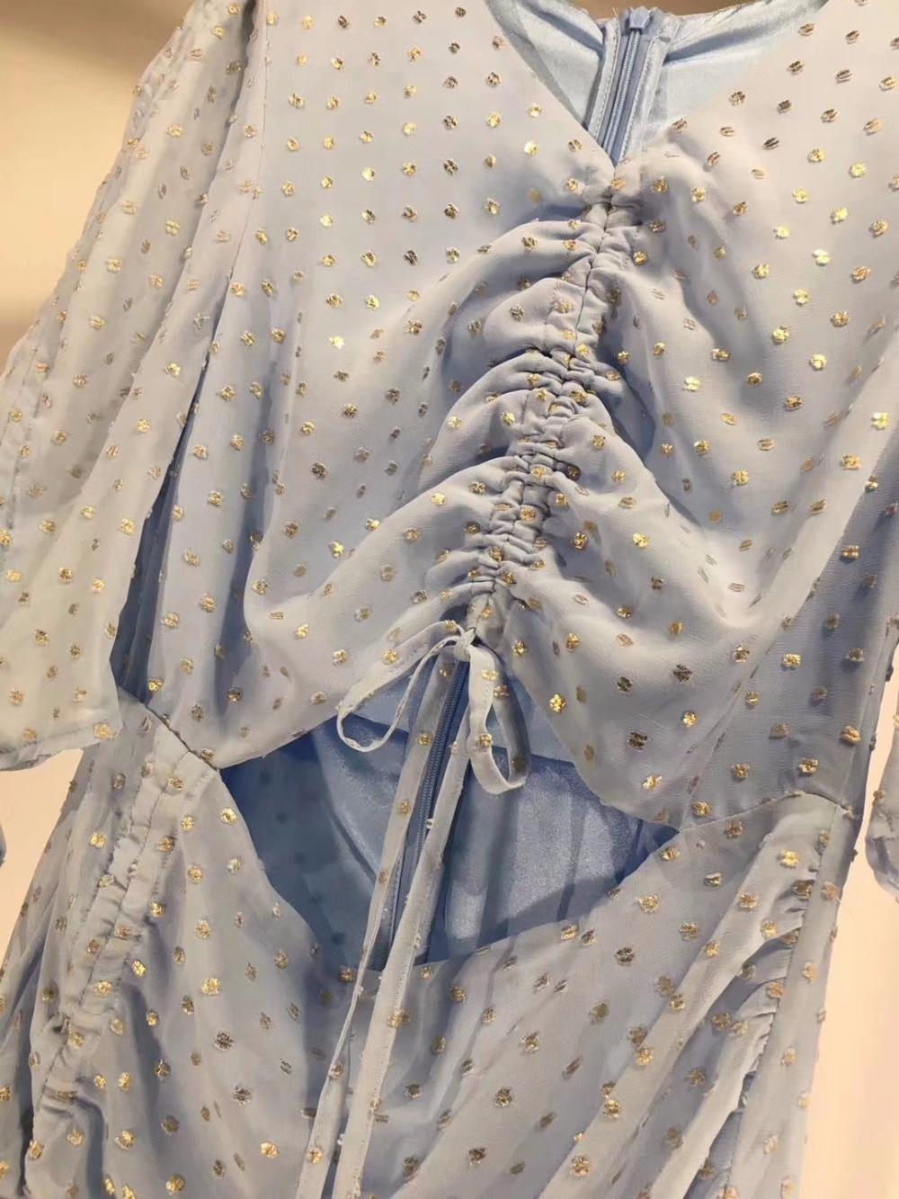 Robe Mode Mince 2018 Cordon De Femmes Festa Roupas Vacances Feminina Plage D'été Unique Élégante Casual nFq0CIq1