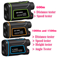 SNDWAY 600m 1000M Monocular metre 1500m Laser Rangefinder for hunting Telescope trena laser range finder measure outdoor