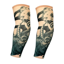 Tattoo Outdoor Sleeve Printed Sunscreen Personal Fashion