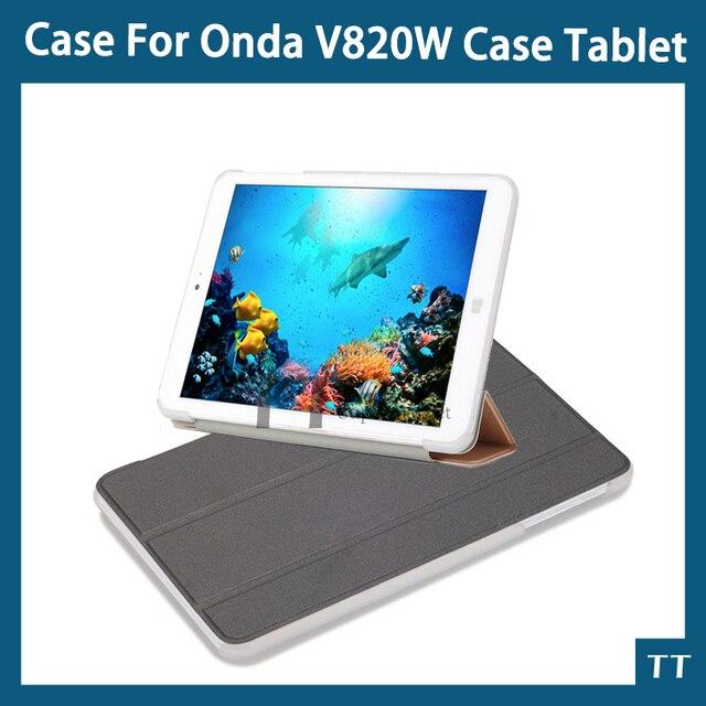 Высокое Качество Чехол для onda V80 плюс v820w Двойная система, для Onda V820W ch чехол + free Screen протекторы