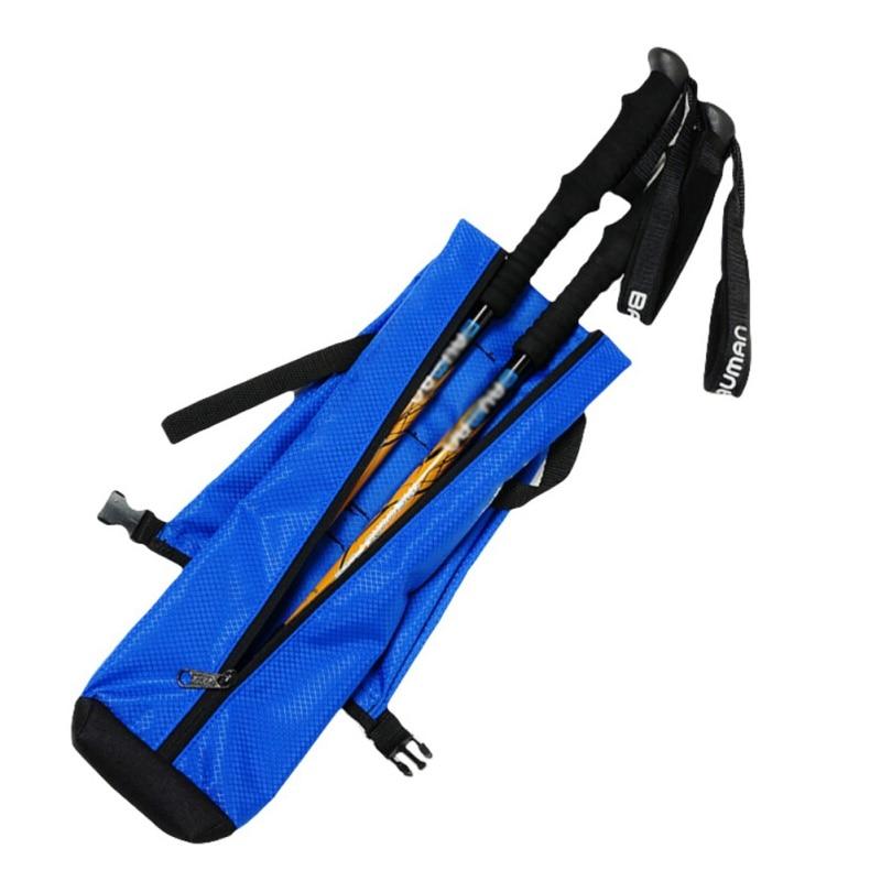 Walking Stick Carry Oxford Hiking Bag Waterproof Crutch