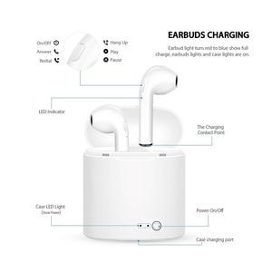 Image 5 - i11 TWS Mini Wireless Bluetooth Earphone 5.0 Wireless Earphones Earpieces Earbud Headset i7s With Mic For Xiaomi All Smart Phone