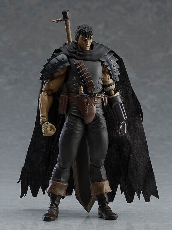 Game 359 GUTS Black Swordsman Ver. Repaint Edition Figures Model Toys