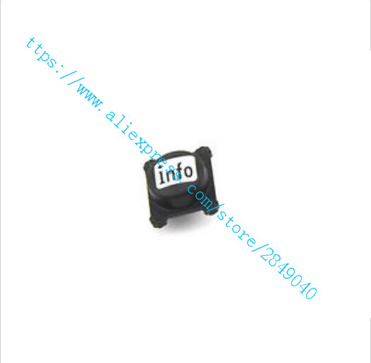 For <font><b>Nikon</b></font> <font><b>D810</b></font> Info Button Of Rear Cover Camera Repair <font><b>Parts</b></font> image
