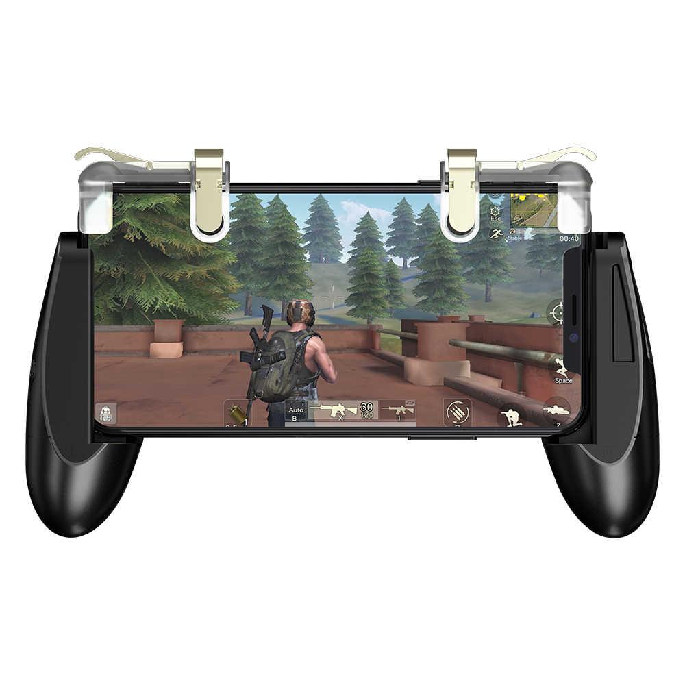 GameSir F2 геймпад Pubg мобильной игры Firestick для Android и iOS Телефон, игра кронштейн триггер огонь Кнопка Aim ключ