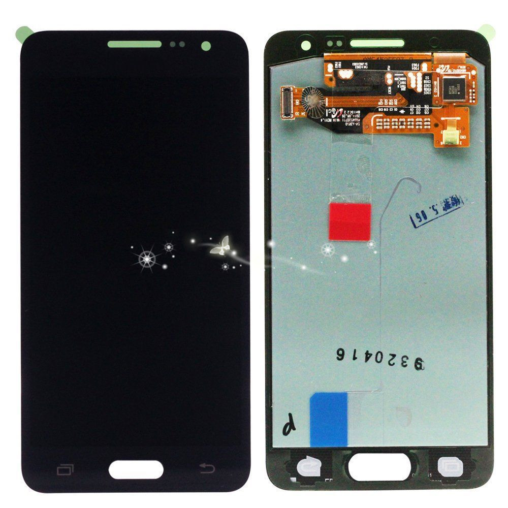 A Lcd Display Touch screen Digitizer Assembly For Samsung Galaxy A3 Free Shipping best quality Free Shipping
