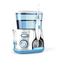 Waterpulse V300G 100 240V Oral Irrigator Water Jet Pick Dental Floss Teeth 800ML Water Capacity Tooth Cleaner
