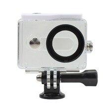 F15597/8 водонепроницаемые камеры подводный протектор защитный кожух чехол для xiaomi xiaoyi yi действий камеры аксессуары