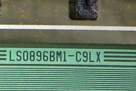 LS0896BM1-C9LX New TAB COF IC Module avene очищающий лосьон для сверхчувствительной кожи лица hypersensibles 200 мл
