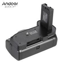 Andoer BG-2G вертикальный Батарейный держатель для Nikon D5100 D5200 D5300 DSLR камера EN-EL 14 батарея