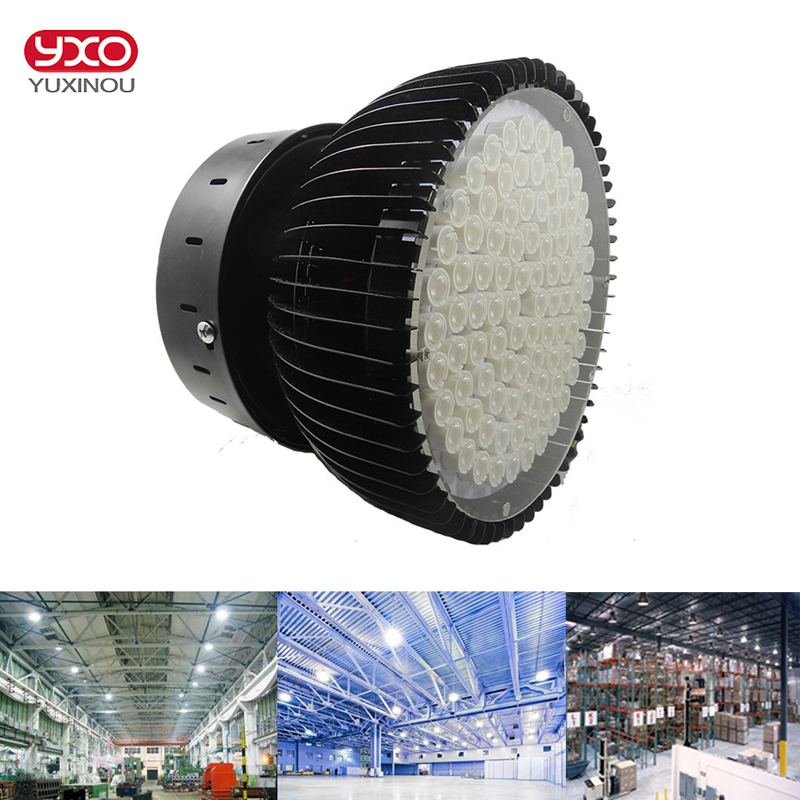1PCS High Brightness Led High Bay Lights 300W 400W Led High Bay Led Lamp For Factory/Warehouse/Workshop 300W LED Industrial lamp