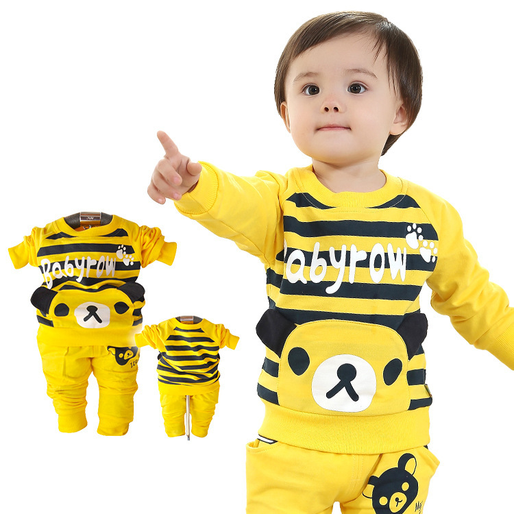 Anlencool 2017 Sale New Free Shipping Cubs Spring Children's Clothing Cotton Suit Latest Newborn Baby Clothes Boy Bab Set Girls anlencool hot sale free shipping specials korean version of the new spring autumn child clothing suit baby clothing girls dress