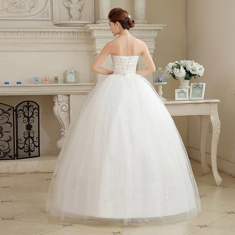 2017 Νέα Άφιξη Ρεάλ Φωτογραφία Συν - Γαμήλια φορέματα - Φωτογραφία 2