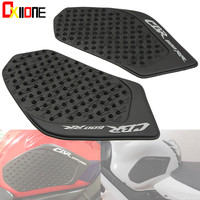For Honda CBR600RR 2003 2004 2005 2006 CBR 600RR Anti slip Tank Pad Protector Stickers Side Gas Knee Grip Traction Pads