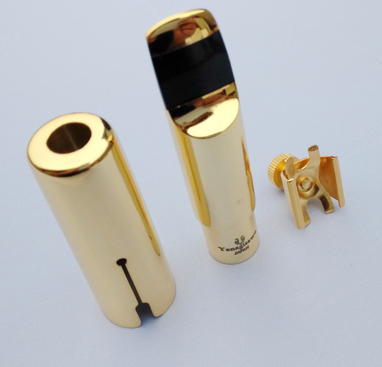 Professional Japan Yanagisawa Metal Mouthpiece alto Tenor Soprano Saxophone 5 9 number Metal Mouthpiece Free Shipping